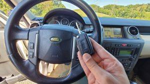 Land Rover - Range Rover Jaguar Automotive Locksmith Services Charlotte NC