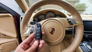 Locksmith Porsche Key Replacement